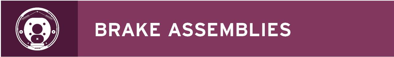 Brake Assemblies